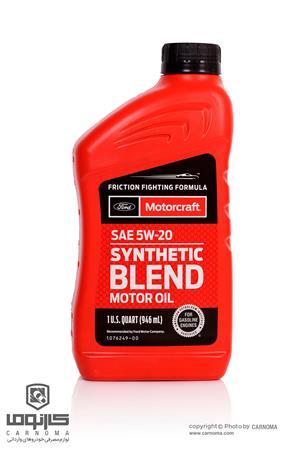 روغن موتور فورد موتوركرافت 5w-20 حجم 946میلی لیتر