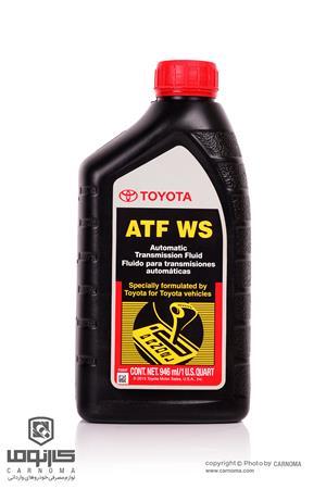 روغن گیربکس تویوتا ATF WS حجم یک لیتر