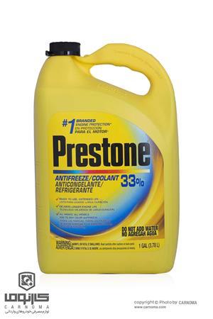کولانت/ضدیخ پریستون حجم 3.78 لیتر