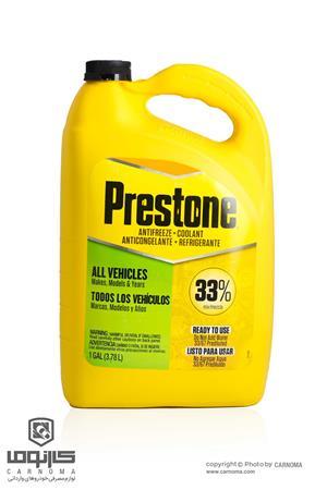 کولانت/ضدیخ پریستون (سبز طرح جدید) حجم 3.78 لیتر