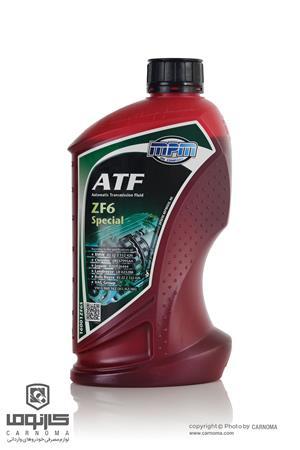 روغن گیربکس ام پی ام ATF ZF6 Special  حجم یک لیتر