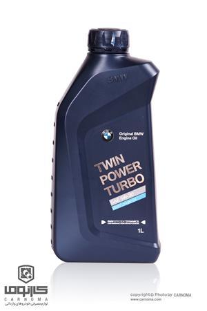 روغن موتور بی ام دبلیو Twin Power Turbo 5W-30  حجم یک لیتر