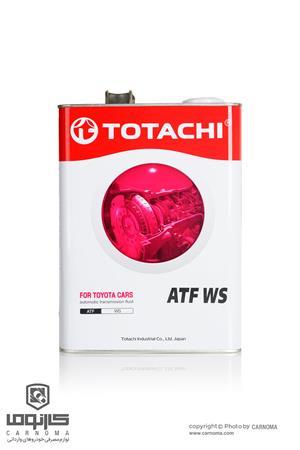 روغن گیربکس توتاچی ATF WS حجم چهارلیتر