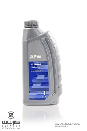 روغن گیربکس آیسین  +AFW حجم یک لیتر